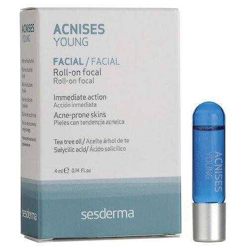Купить SesDerma Ролик для локального применения Acnises Young Roll-on focal, 4 мл