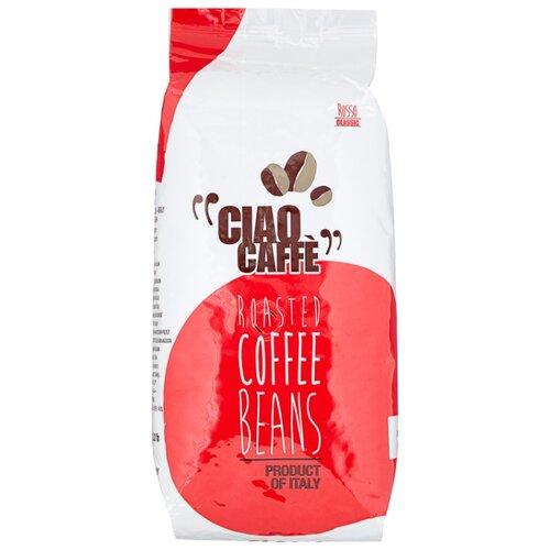 Кофе в зернах Ciao Caffe Rosso Classic, арабика/робуста, 1000 г кофе в зернах piazza del caffe