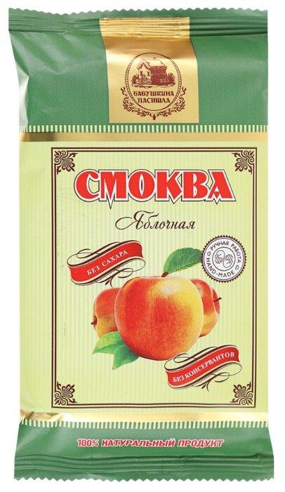 Смоква Бабушкина пастила Яблочная, 50г