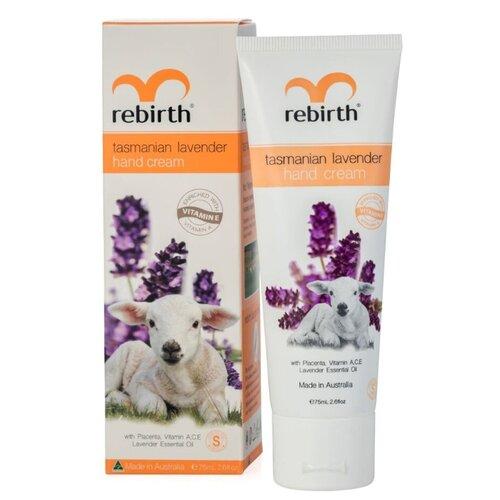 Крем для рук Rebirth Tasmanian lavender 75 мл