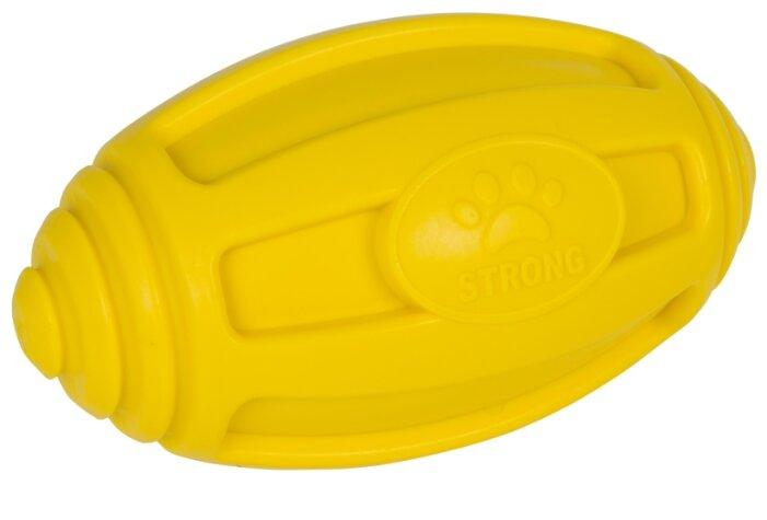 Мячик для собак КАСКАД Strong Регби (27799013)