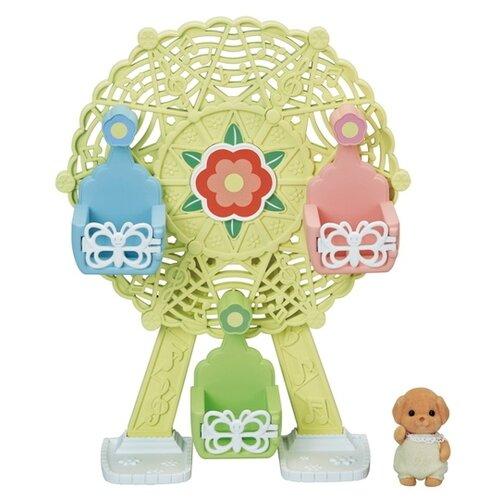 Купить Игровой набор Sylvanian Families Колесо обозрения 5333, Игровые наборы и фигурки