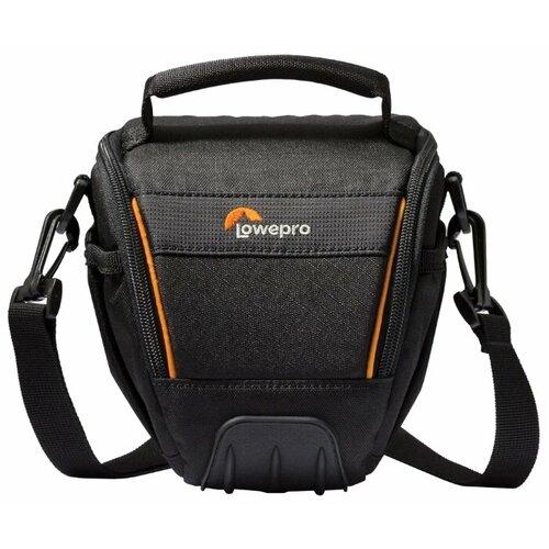 Фото - Сумка для фотокамеры Lowepro Adventura TLZ 20 II черный кейс для фотокамеры lowepro gearup camera box medium gray