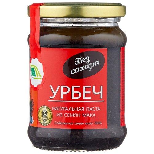 Биопродукты Урбеч натуральная паста из семян мака, 280 г биопродукты купить