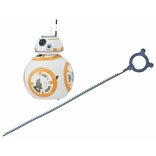 Робот Hasbro Звездные войны дроид ВВ-8 Дельта 1. Эпизод 8 C1438 белый/оранжевый