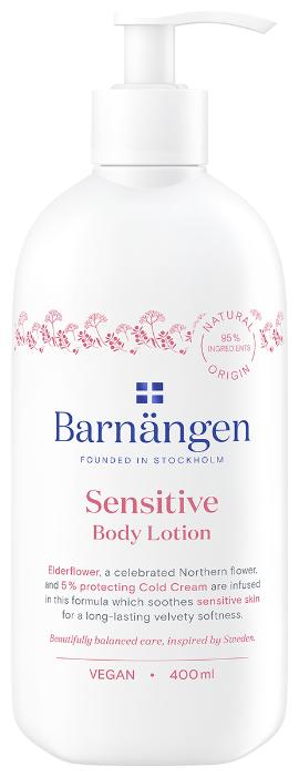 Лосьон для тела Barnangen для чувствительной кожи