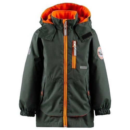 Купить Куртка KERRY размер 104, хаки, Куртки и пуховики