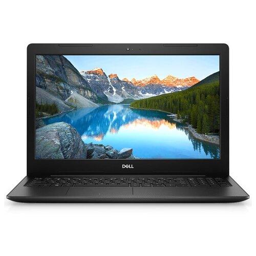 "Ноутбук DELL Inspiron 3583 (Intel Pentium 5405U 2300MHz/15.6""/1366x768/4GB/1000GB HDD/Intel UHD Graphics 610/Linux) 3583-8475, черный"