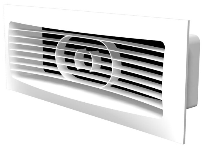 Вентиляционная решетка ERA 511РСФ 140 x 85 мм