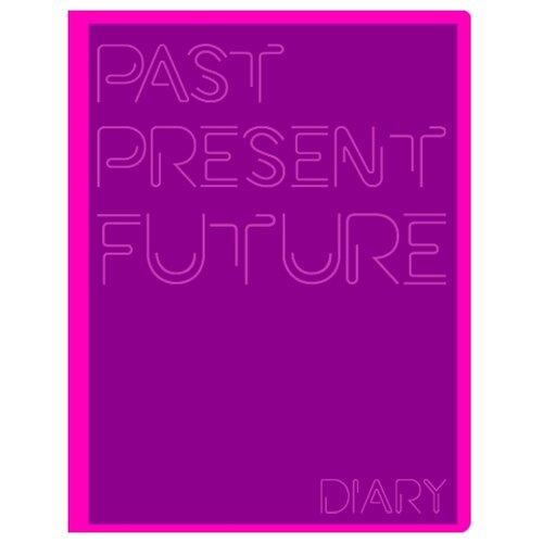 Купить Ежедневник Канц-Эксмо Paper Art Jelly Book недатированный, А5, 136 листов, светящийся розовый, Ежедневники, записные книжки