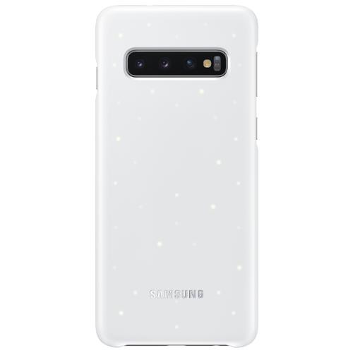 Чехол Samsung EF-KG973 для Samsung Galaxy S10 белый