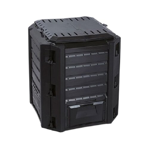 Компостер Prosperplast IKST380C-S411 (380 л) черный по цене 2 990