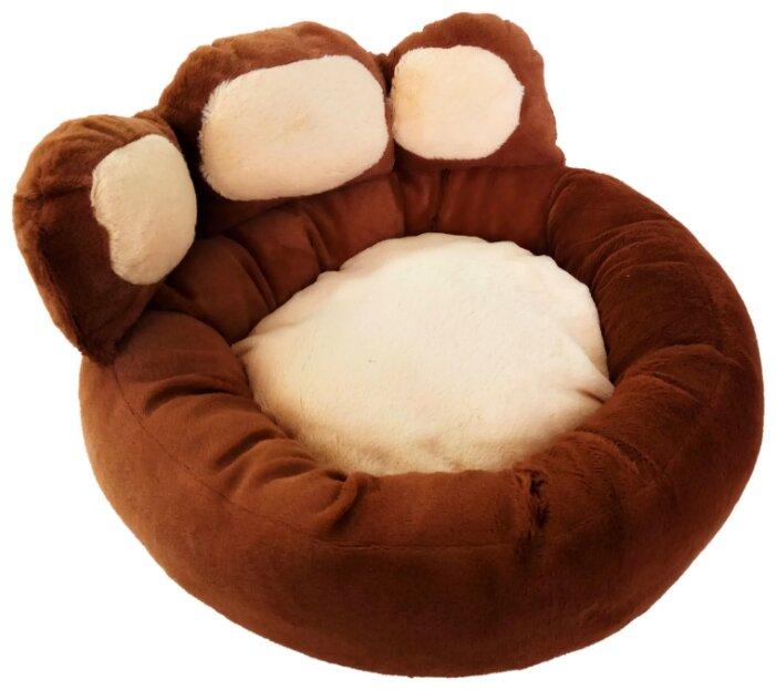 Круглый для собак лежак Puffy Стиль