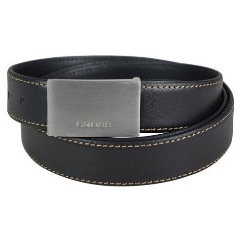 Ремень CROSS Pamplona Black AC418150NF, черный, 126 см