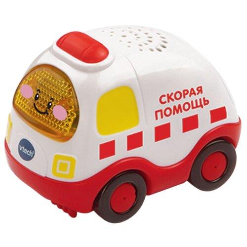 Машинка VTech Бип-Бип Toot-Toot Drivers (80-119726) белый машинка vtech бип бип toot toot drivers 80 180326 27 5 см голубой