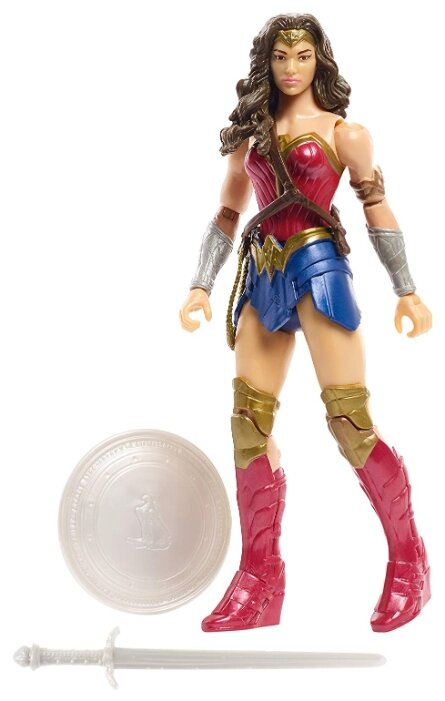 Игровой набор Mattel Justice League Чудо-женщина FGG63