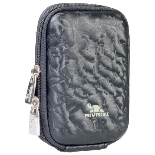 Фото - Универсальный чехол RIVACASE 7022 (PU) black перламутр 2pcs casual women pu leather backpack fashion zipper composite backpacks solid black school bags for teenager girls shoulder bag
