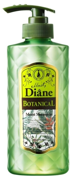 Moist Diane Шампунь увлажняющий Botanical Moist Shampoo