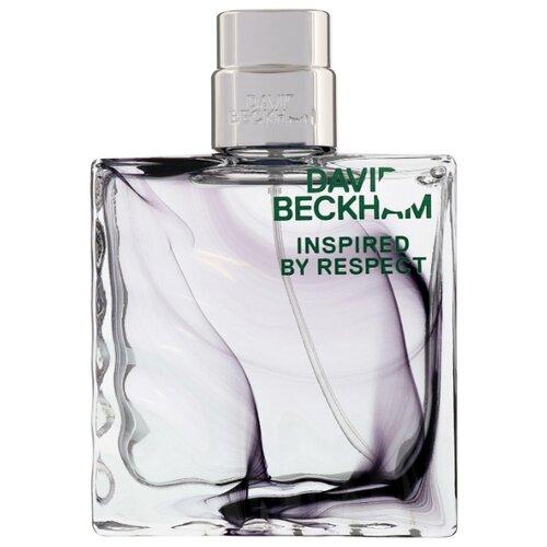 Туалетная вода David Beckham Inspired By Respect, 60 мл накидка для дивана inspired by impressions