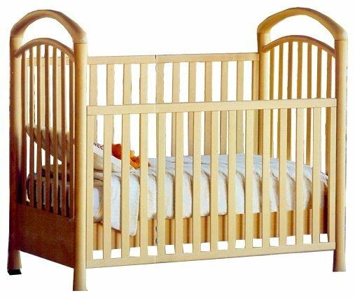 Кроватка Bambolina Fabula
