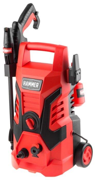 Мойка высокого давления Hammer MVD1500B