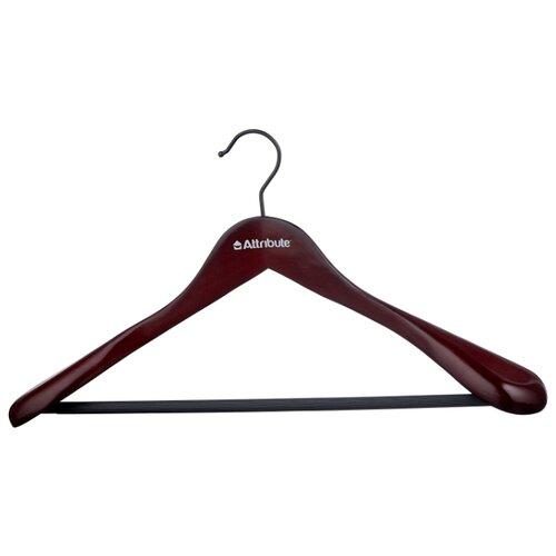 Вешалка Attribute Для верхней одежды Redwood красное дерево