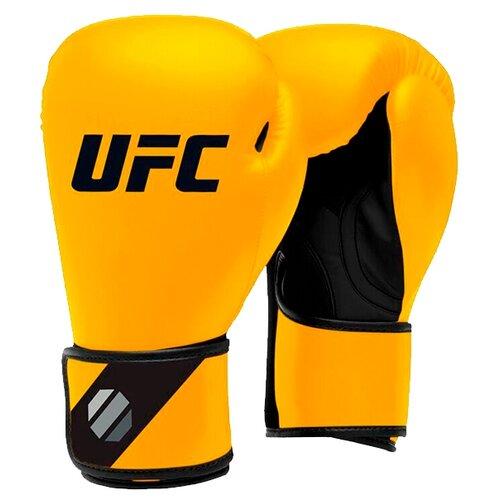 Фото - Боксерские перчатки UFC Sparring 6-16 oz желтый 6 oz боксерские перчатки ufc sparring 6 16 oz желтый 12 oz
