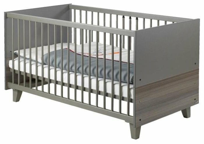 Кроватка Geuther Graphit