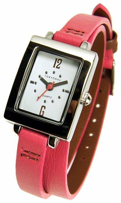 Наручные часы TOKYObay Neo Pink/Brown