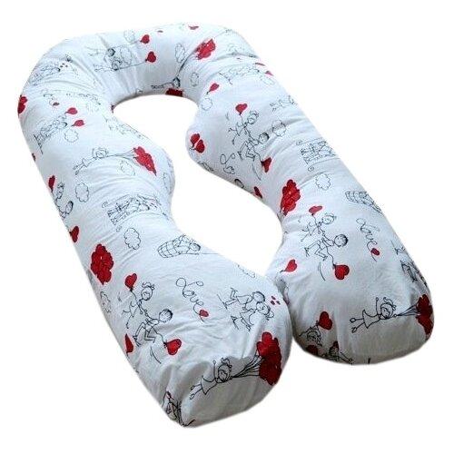 Наволочка Мастерская снов для подушки для беременных U8-350 счастье