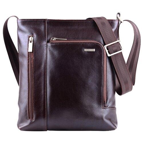сумка планшет r blake натуральная кожа коричневый Сумка планшет R.Blake, натуральная кожа, коричневый