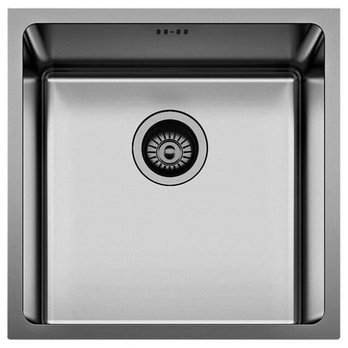 Стоит ли покупать Врезная кухонная мойка Seaman ECO Roma SMR-4444А 44х44см нержавеющая сталь? Отзывы на Яндекс.Маркете