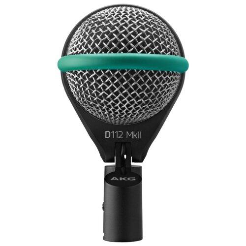 Микрофон AKG D112MKII черный