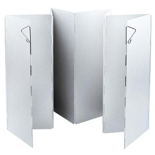 Ветрозащита ECOS WS2-6002 серебристыйТуристические горелки<br>