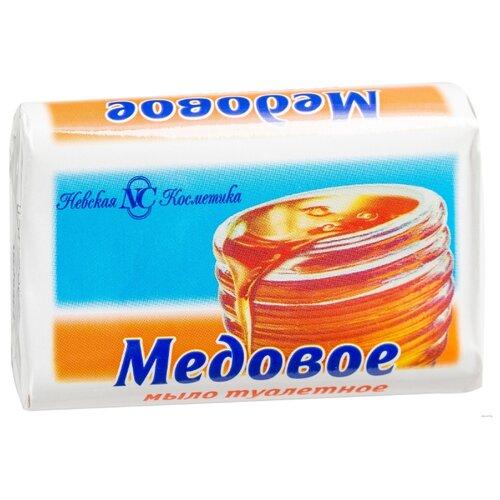 Купить Мыло кусковое Невская косметика Медовое, 90 г, Невская Косметика