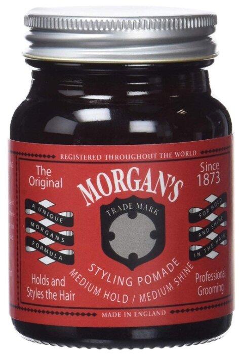 Morgan's Помада Styling Pomade Medium Hold/ Medium Shine