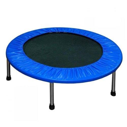 Каркасный батут DFC Trampoline Fitness 50INCH-TR 127х127х23 см синий