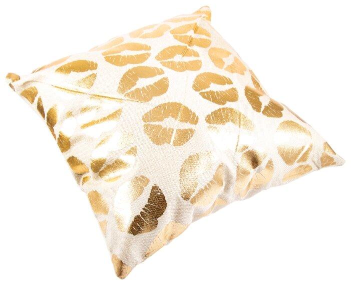 Наволочка декоративная на подушку, 45x45 см, арт. 76324
