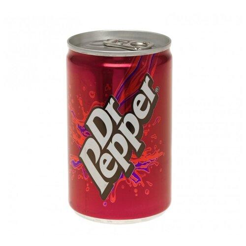 Газированный напиток Dr. Pepper Regular, 0.15 л