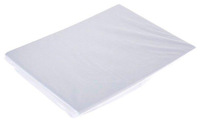 Простыня Hippychick непромокаемая натяжная 90 х 190 см белый