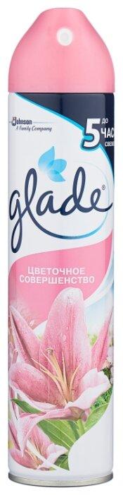 Glade Аэрозоль Цветочное совершенство, 300 мл