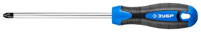 ЗУБР PZ1х100 мм, отвертка слесарная 25233-1
