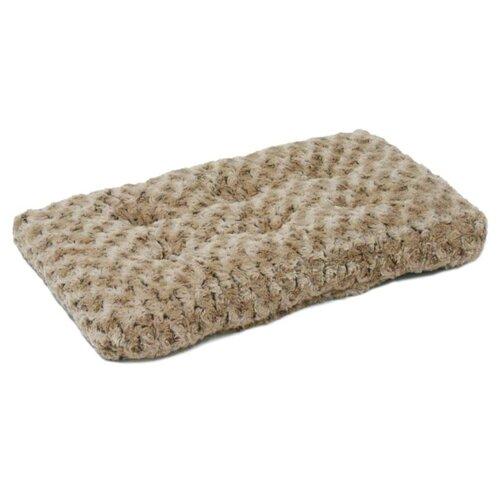 Лежак для собак и кошек Midwest QuietTime Deluxe Ombre Swirl 58х46 см taupe to mocha