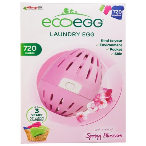 Ecoegg шары для стирки Весеннее цветение, картонная пачка, количество стирок: 720
