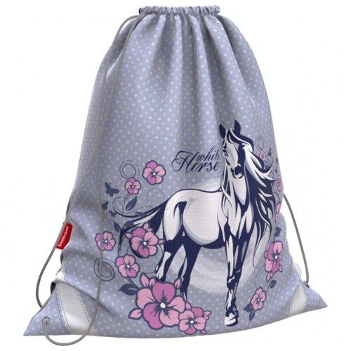 ErichKrause Мешок для обуви White Horse (44664) сиреневый
