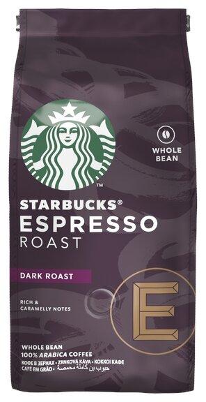 Сколько стоит Кофе в зернах Starbucks Dark Espresso Roast — выгодные цены на Яндекс.Маркете