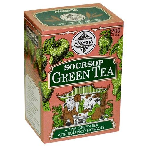 Чай зеленый Mlesna Soursop, 200 гЧай<br>