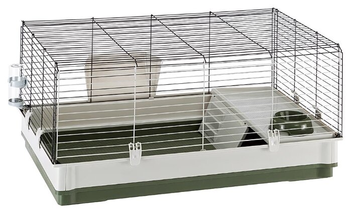 Клетка для кроликов Ferplast Krolik Large 100х60х50 см