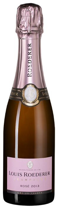 Шампанское Louis Roederer Brut Rose, 0.375 л