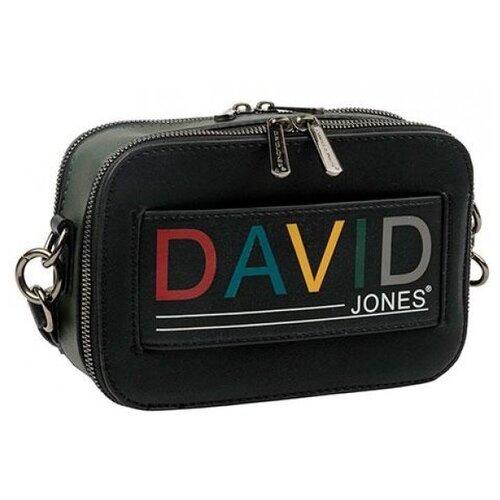 Сумка кросс-боди DAVID JONES 6138-1, искусственная кожа сумка david jones david jones da919bwgbgz6